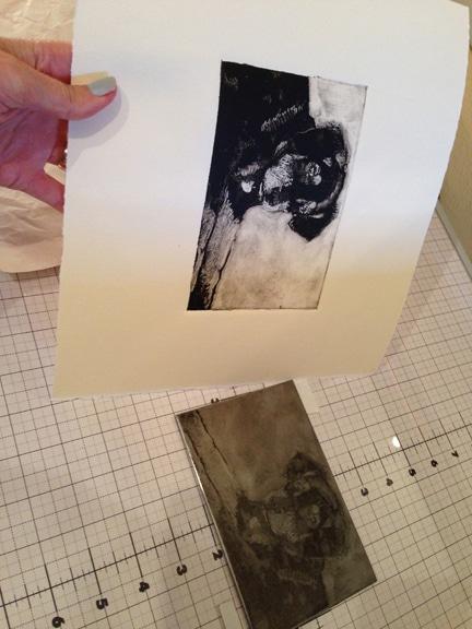 monotype-printmaking