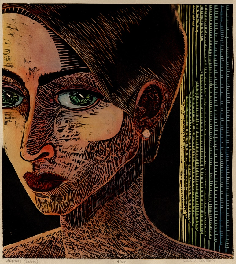 woodcut-faces