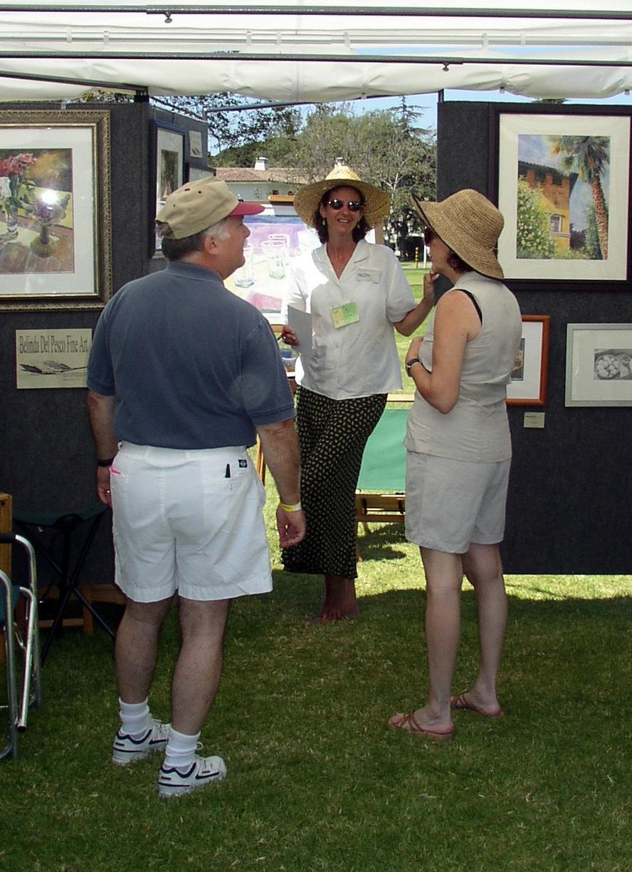 Art Festival in Camarillo, California