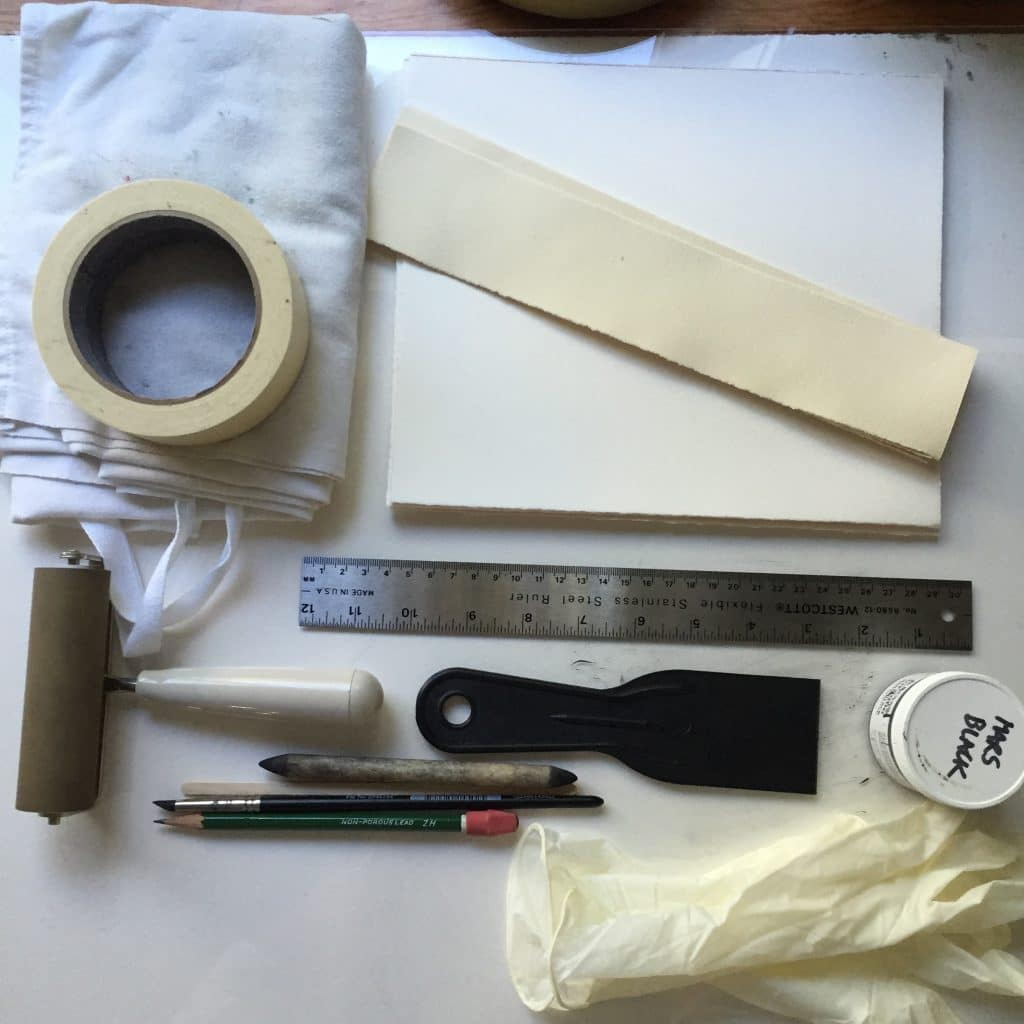 monotype printmaking supplies
