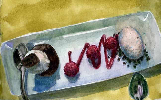 paintings-of-dessert
