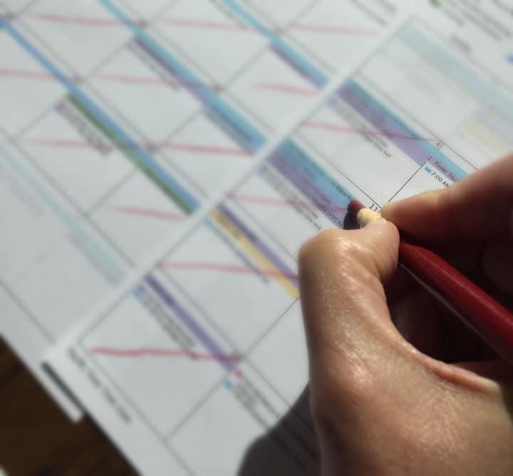 artist-planning