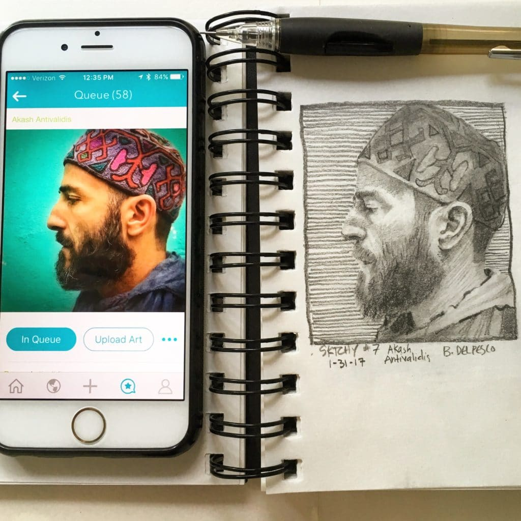 drawing-portraits