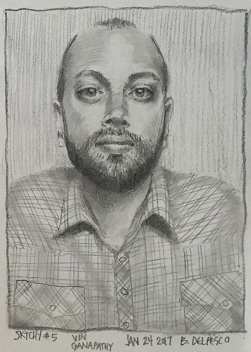 sketching.portraits.in.pencil