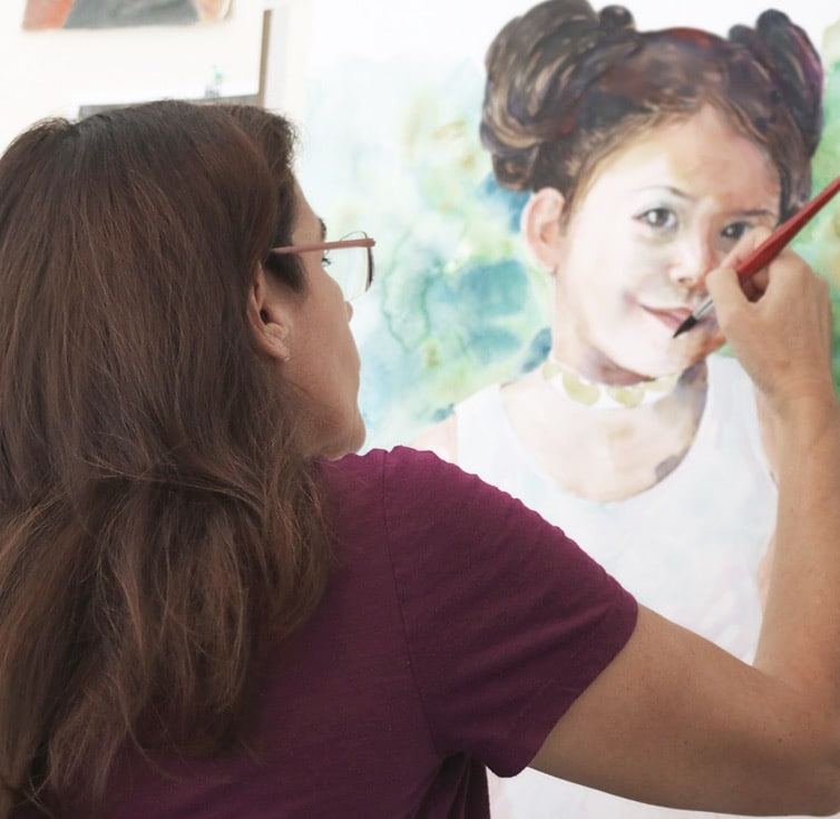 painting-portraits
