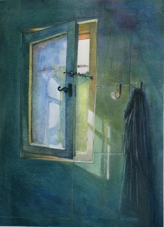 window-watercolor