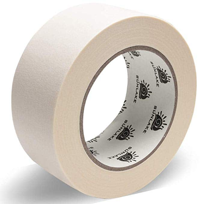 Premium Masking Tape for taping down watercolor paper