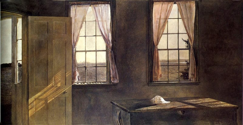 andrew wyeth watercolors